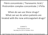 Fibrin concentrate etc.