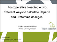 Postoperativ-bleeding